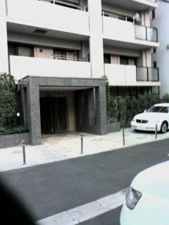西新宿に住んでました